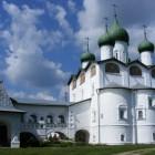 Новгород Николо-Вяжищский монастырь 4