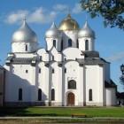Новгород Софийский собор лето