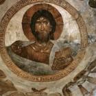 Новгород Спас Преображения на Ильине фреска Феофана Грека