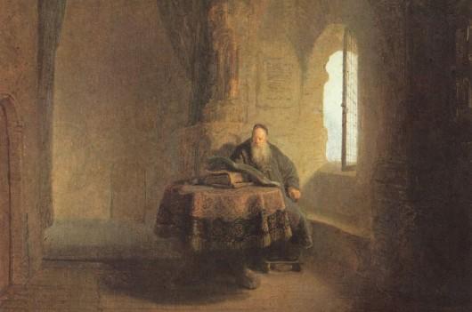 Рембрант Анастасий Синаит 900