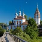 Устюжна Благовещенская церковь