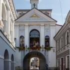 Вильнюс. Остробрамская икона Божьей Матери 2