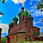 Ярославль церковь Иоанна Предтечи