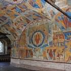 Ярославль церковь Иоанна Предтечи фрески