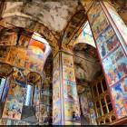 Ярославль церковь Иоанна Предтечи фрески 2