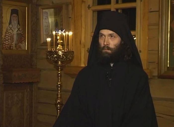 монах Диодор Ларионов