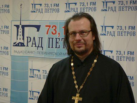 отец Александр Рябков