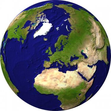 земля глобус