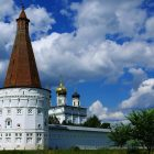 Иосифо-Волоцкий монастырь 3