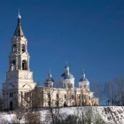 Кашин Воскресенсий собор зима