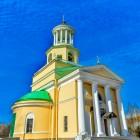 Мурино. Церковь Святой Екатерины