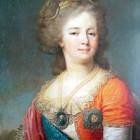 Павловск Императрица Мария Фёдоровна