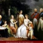 Павловск Павел I и Мария Федоровна и их дети