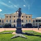 Павловск памятник Павлу Первому