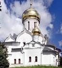 Саввы Сторожевского монастырь храм Рождества Пресвятой Богородицы