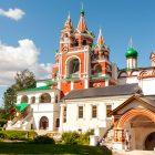Саввы Сторожевского монастырь звонница