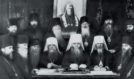 Собор патриарха Сергия