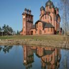 Токсово Православная церковь Архистратига Михаила