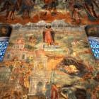 Углич. Церковь Димитрия на крови. 1693 год интерьер 2