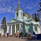 Вартемяги церковь