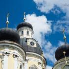 Владимирский собор. Купола