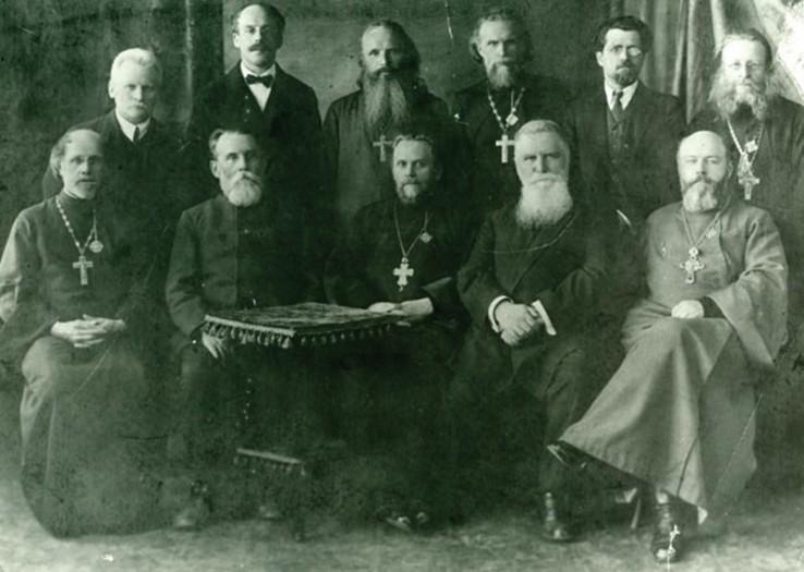 Высшие богословские курсы