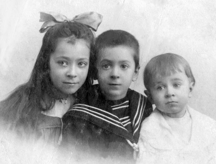 дети Николаевские