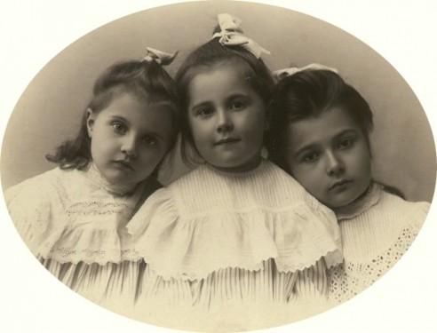 девочки 3