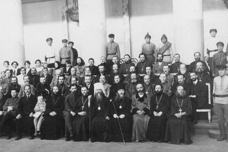 суд над митрополитом Вениамином