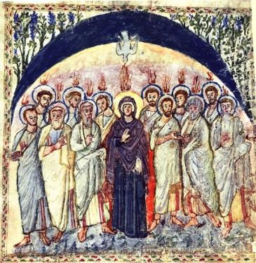 Пятидесятница 1