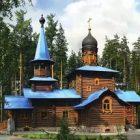 Саперное церковь Коневской иконы
