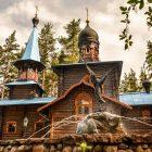Саперное церковь Коневской иконы 3