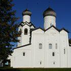 Старая Русса Преображенский монастырь