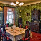 Старая Русса дом Достоевского интерьер