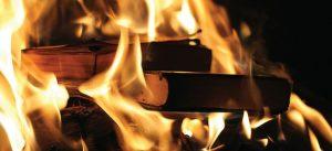 горящая книга 1