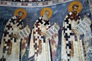 святые отцы - каппадокийцы