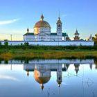 Остров Симанский монастырь