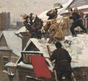 Иван Владимиров. Долой орла, 1905