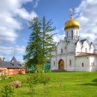 Саввы Сторожевского монастырь храм Рождества Пресвятой Богородицы 2