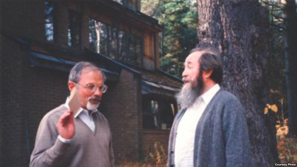 Струве и Солженицын 2