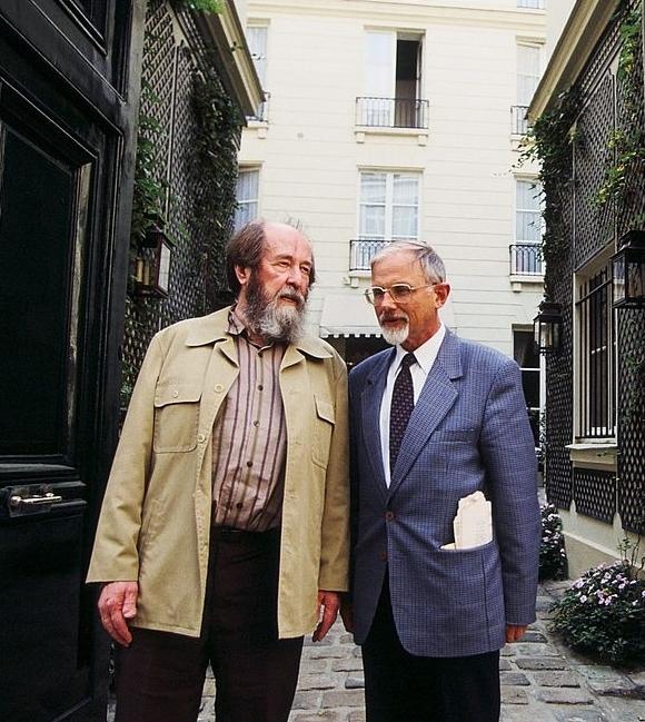Струве и Солженицын