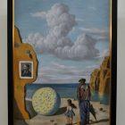 08 Анжел Планельс Луна на берегу моря Коллекция Жоан Гаспар Фаррерас