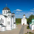 Беларусь Полоцк лето