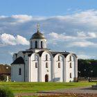 Беларусь Витебск Благовещенская церковь лето