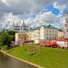 Беларусь Витебск лето