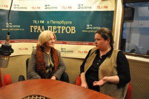 Программа Служение радио Град Петров