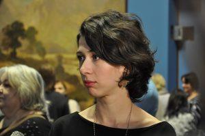 младший научный сотрудник Государственного Эрмитажа Марина Викторовна Шульц