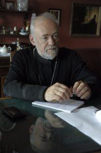 Протоиерей Александр Степанов. Фотограф Станислав Марченко