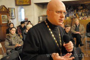 священник Дмитрий Симонов