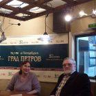 Внуки священников, расстрелянных вместе  - Ирина Богданова и Анатолий Чельцов